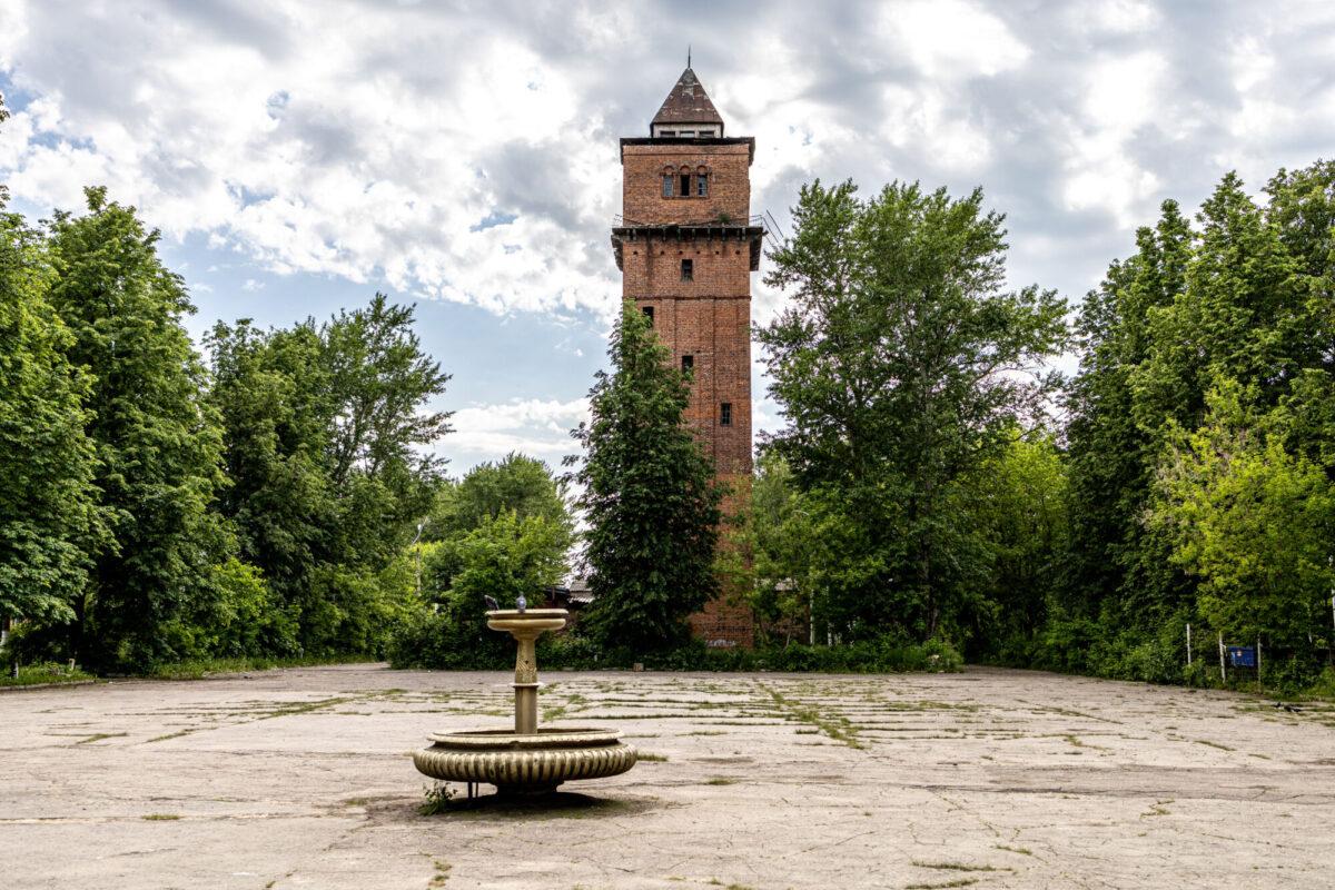Бородинский небоскреб или старинная водонапорная башня © ДРУГИЕ МЕСТА