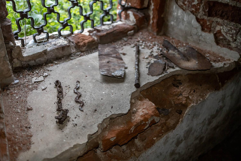 Заброшенная церковь Усекновения главы Иоанна Предтечи в Селенгушах и сильная гроза © ДРУГИЕ МЕСТА