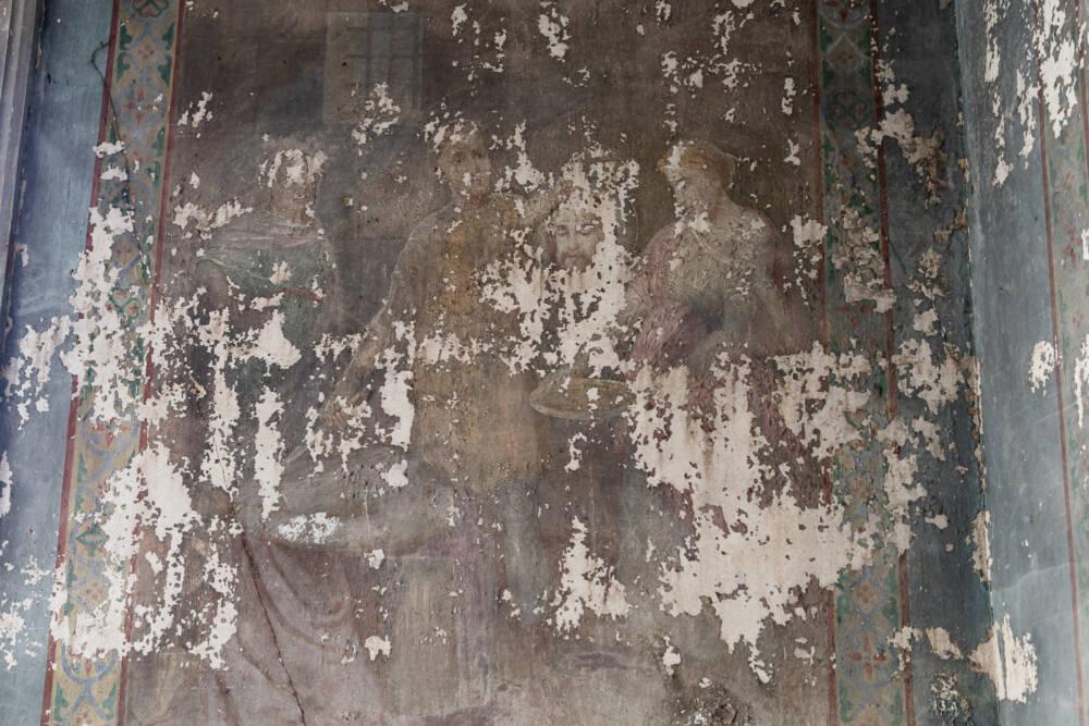 Заброшенный деревянный храм Казанских чудотворцев в Люткино © ДРУГИЕ МЕСТА