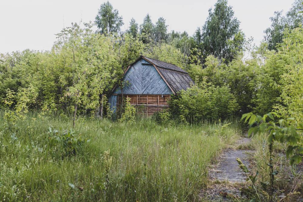 Заброшенный детский лагерь «Ракета» в селе Тетеево (Республика Татарстан) © ДРУГИЕ МЕСТА