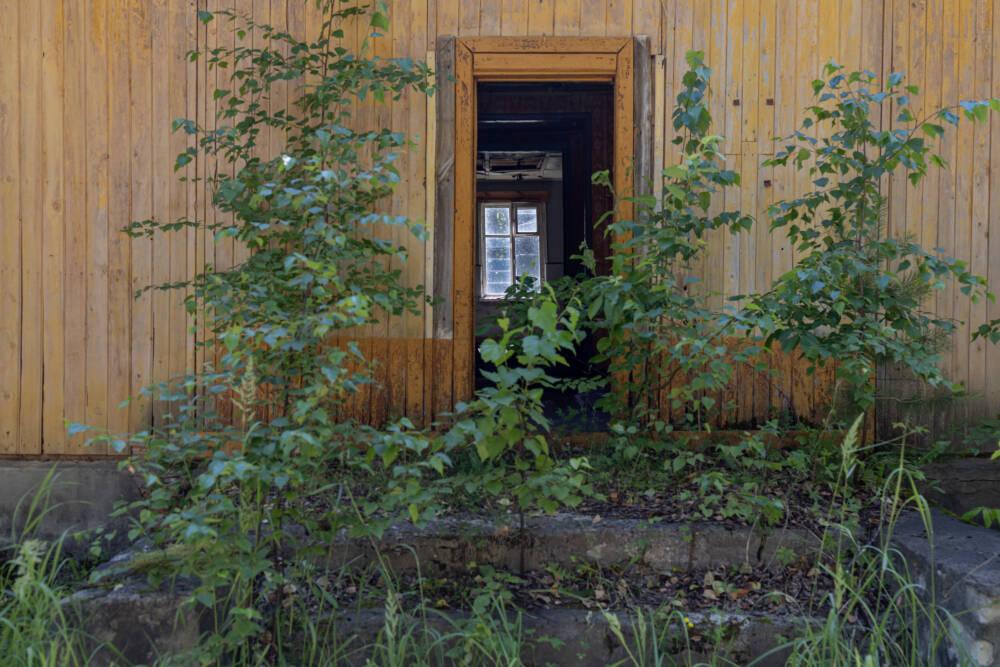 Заброшенный полигон артиллерийского училища под Казань © ДРУГИЕ МЕСТА