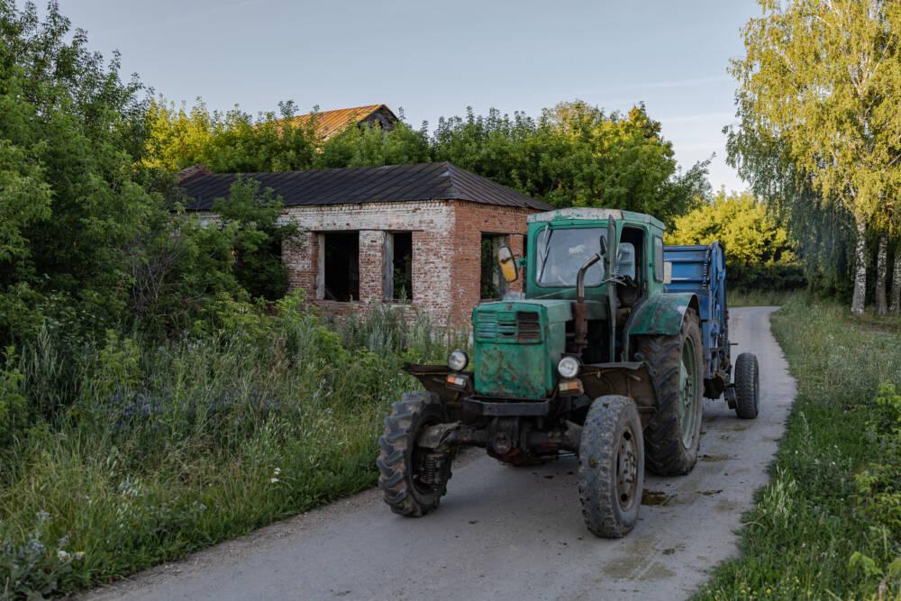 Заброшенная усадьба купца Бакирова в селе Большой Менгер © ДРУГИЕ МЕСТА