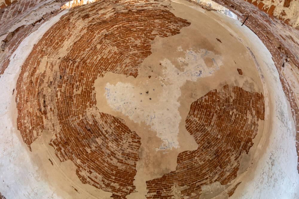 Удивительная история заброшенных церквей в селе Шапши (Республика Татарстан) © ДРУГИЕ МЕСТА