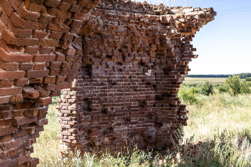 Заброшенная церковь Богоявления Господня в селе Сула на юго-востоке Татарстана © ДРУГИЕ МЕСТА