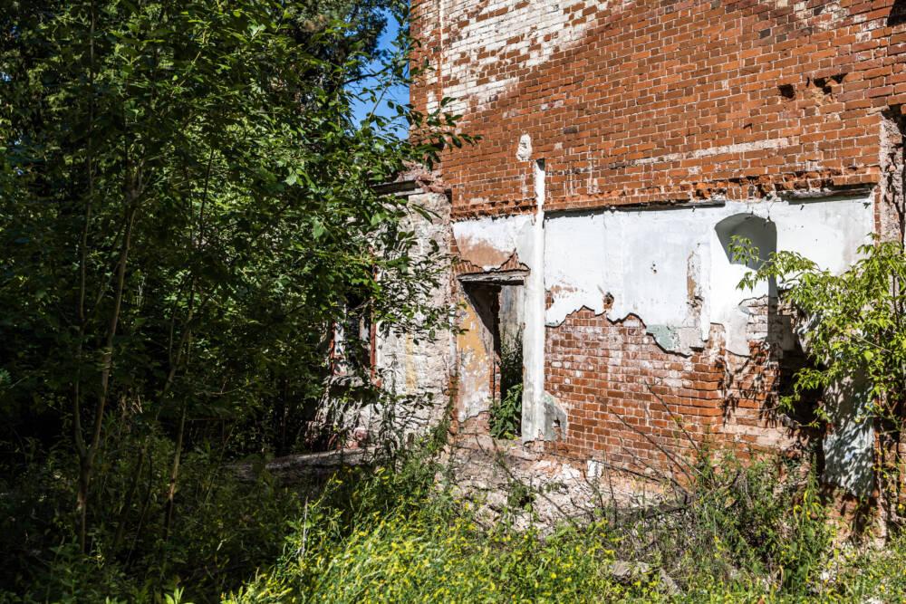 Заброшенная усадьба Дмитриева на юго-востоке Татарстана © ДРУГИЕ МЕСТА