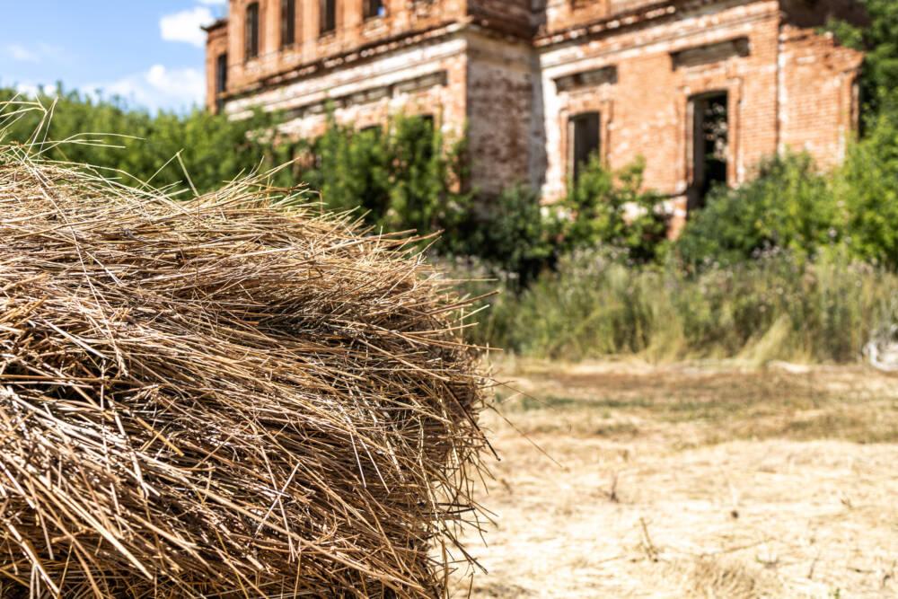 Заброшенный спиртзавод в селе Рычково (Оренбургская область) © ДРУГИЕ МЕСТА